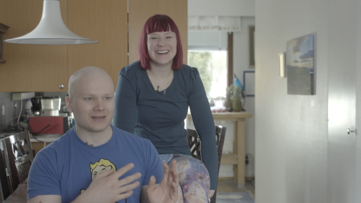 Lauri ja Anni Vuohensilta jättivät palkkatyöt ja perustivat yrityksen vuosi sitten. Siitä tuli menestys.
