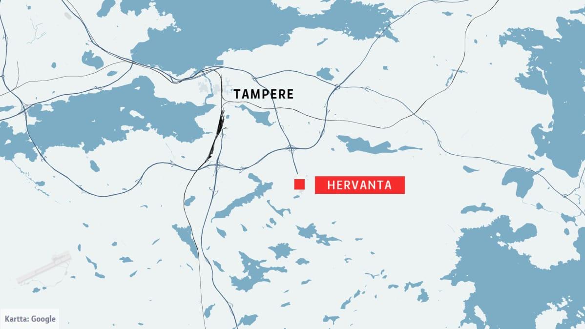 Poliisi Otti Useita Henkiloita Kiinni Tampereella Tapahtuneen