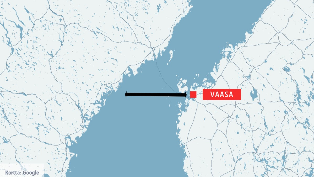 Suomen Ja Ruotsin Valille Uusi Merikaapeli Sahkonsiirtoon