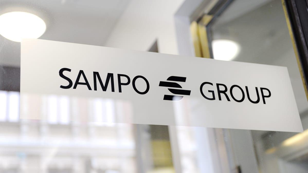 Sampo Groupin logo.