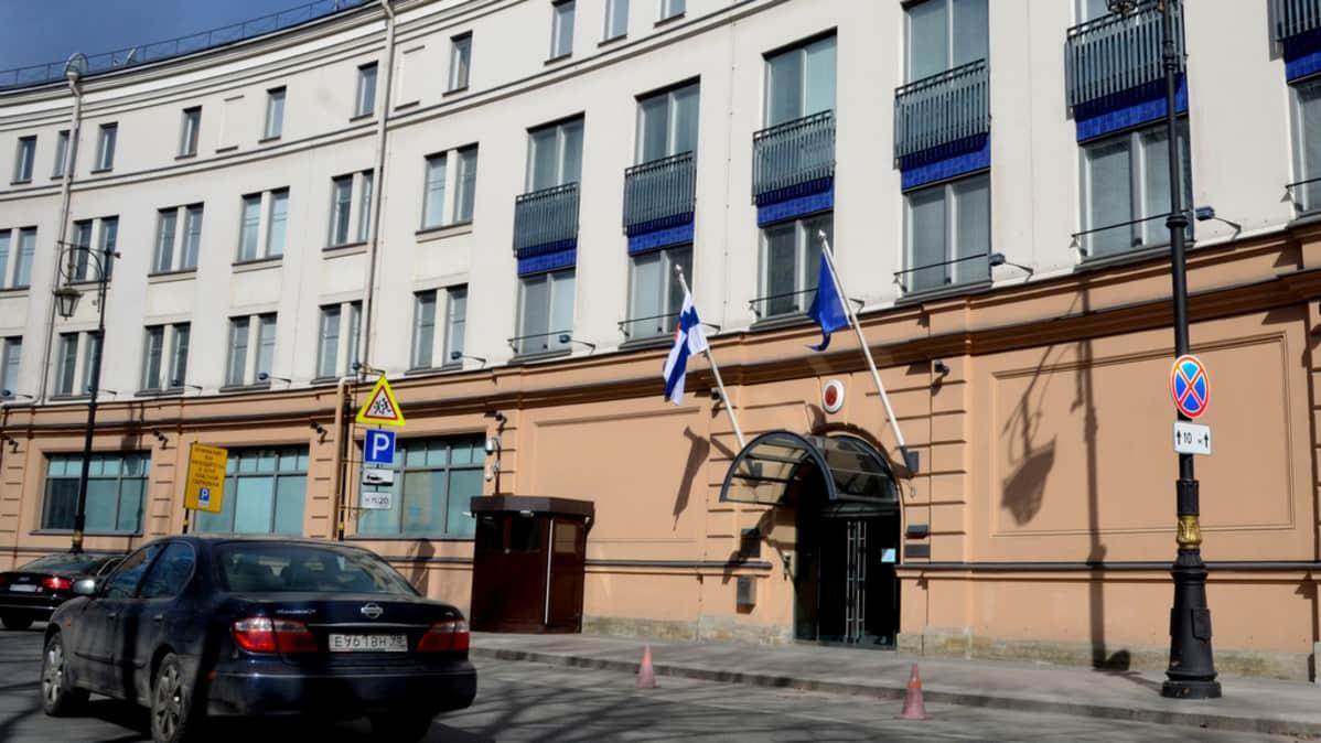 Suomen Pietarin pääkonsulaatti
