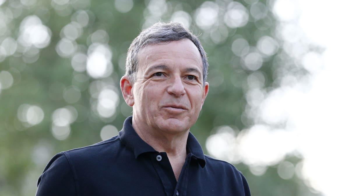 The Walt Disney Company -yhtiön toimitusjohtaja Bob Iger