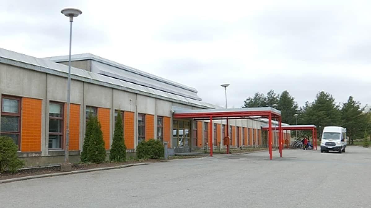 Herttuan koulu, Pori