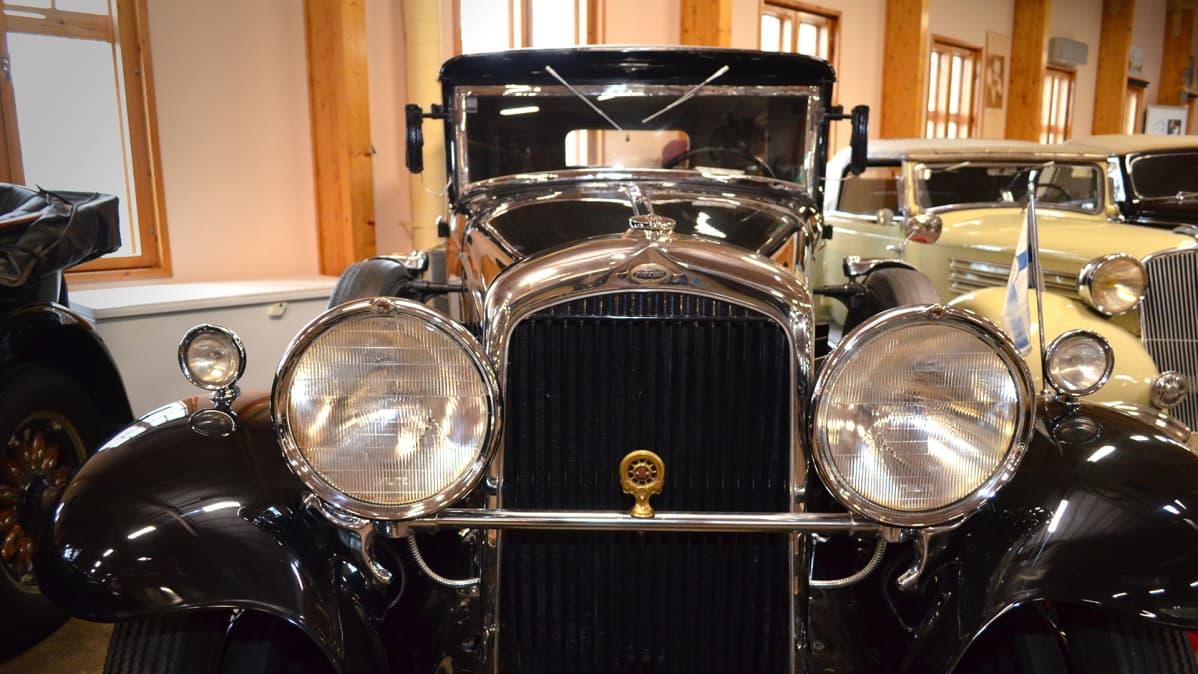 Marmon Big Eight Limousine 1930.