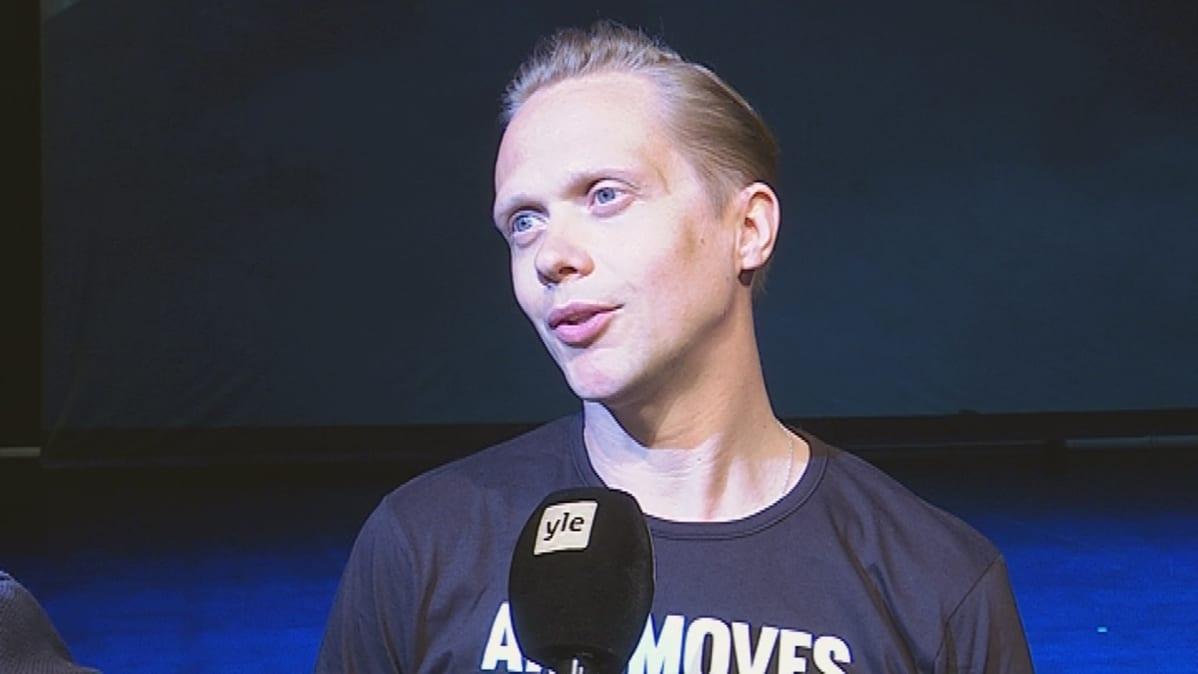 Moves 2017 taiteellinen johtaja Marko Keränen