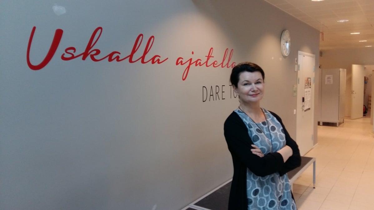 professori Christina Salmivalli, Turun yliopisto