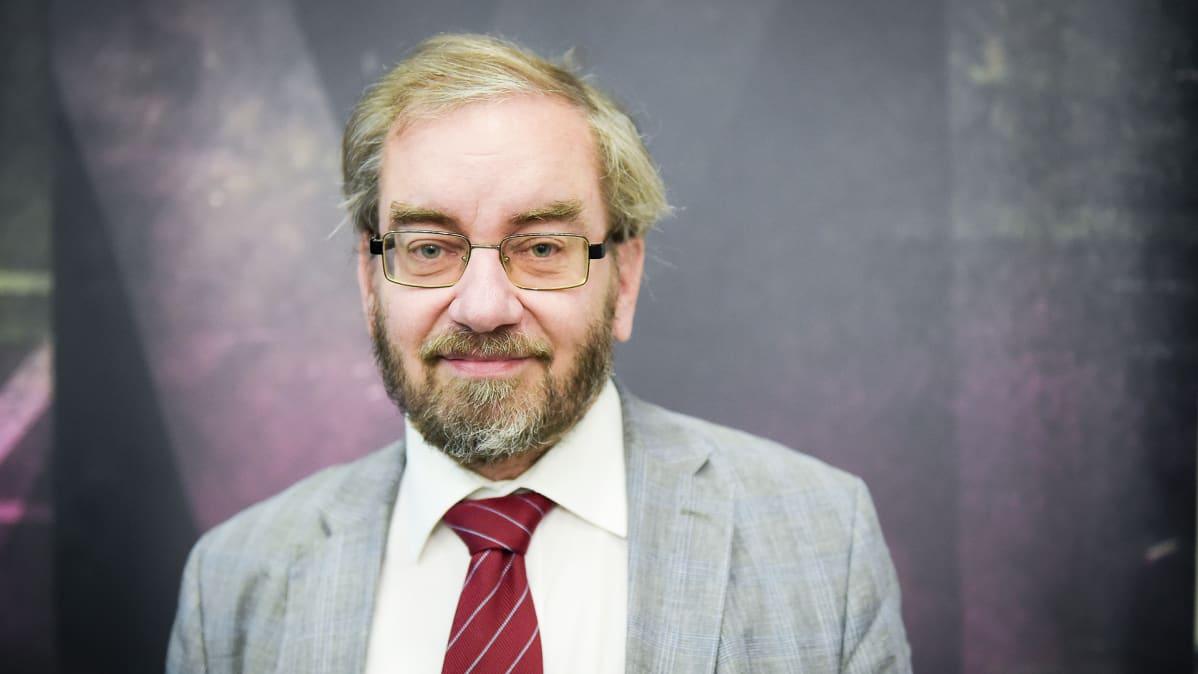 Islam-tutkija Jaakko Hämeen-Anttila.