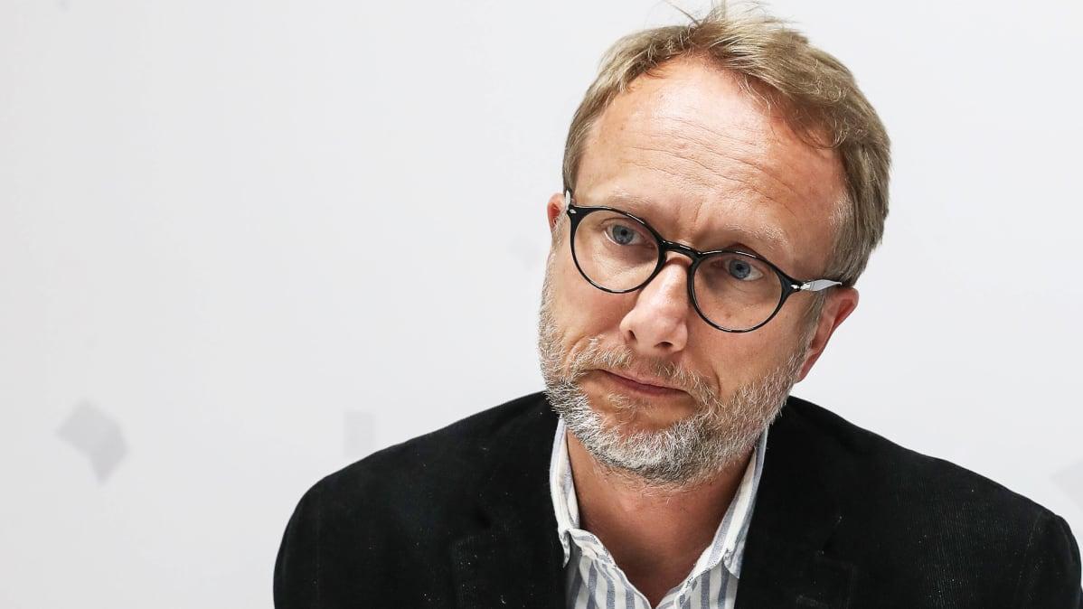 ABB-konsernin digitalisaatiojohtaja Guido Jouret.