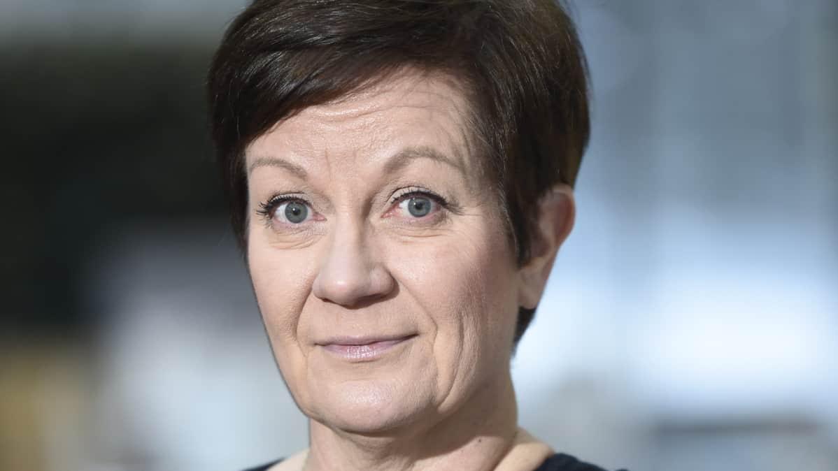 Pauligin toimitusjohtaja Jaana Tuominen