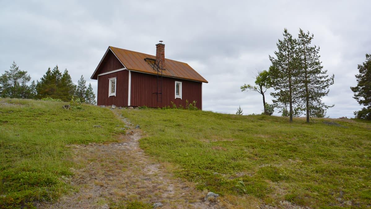Perämeren kansallispuisto Vähä-Huituri.
