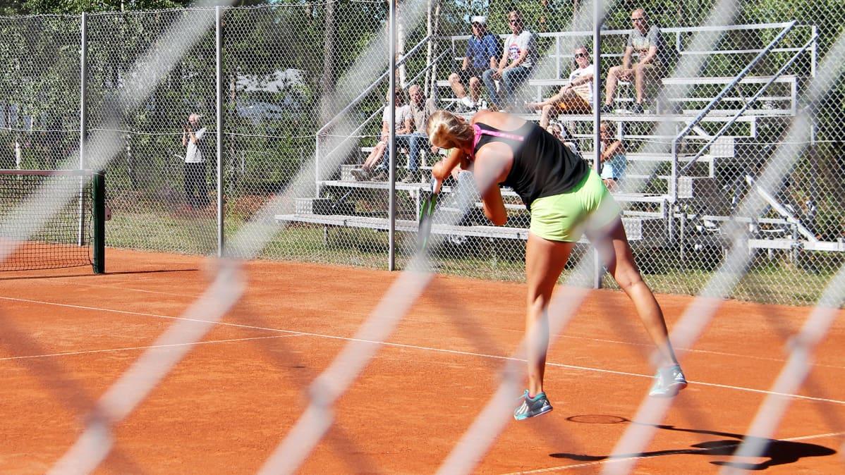 Savitaipaleen tennisturnaus