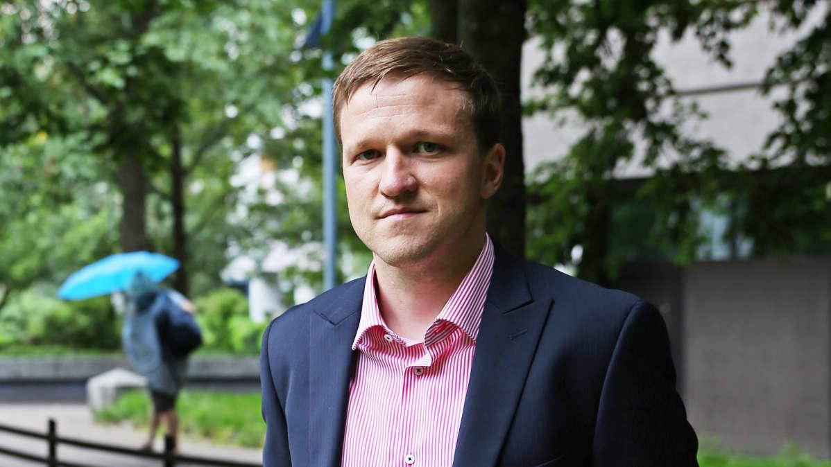 Heikki Tikanmäki.