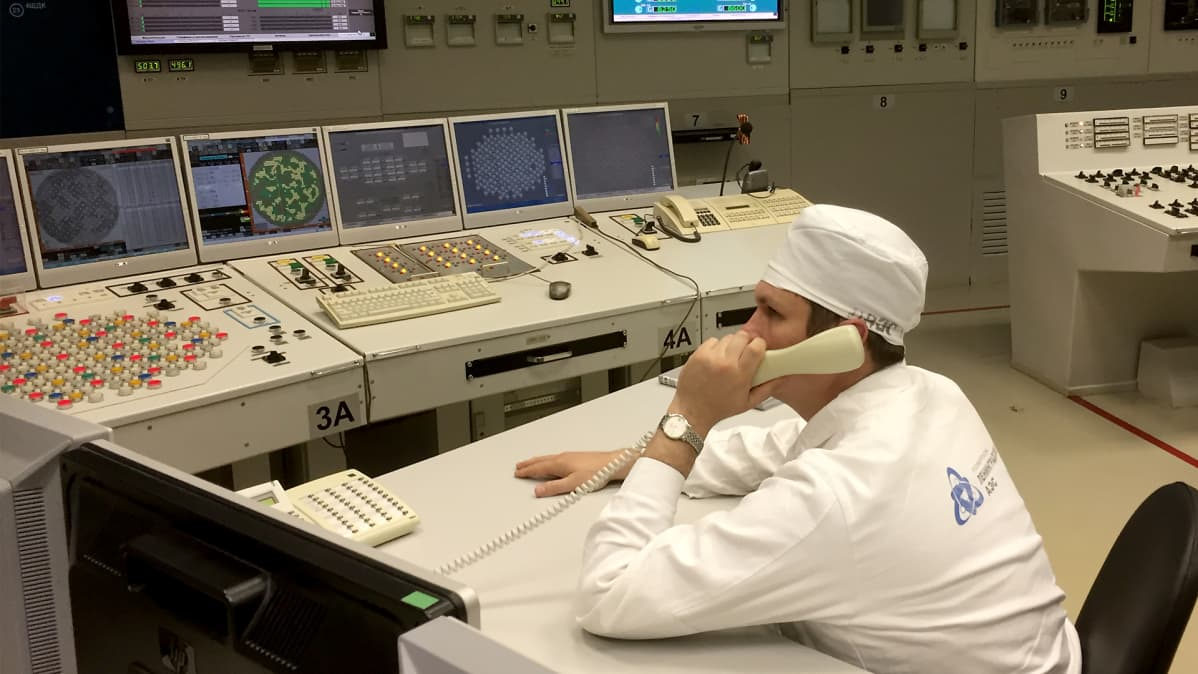Leningrad 1 -ydinvoimala Venäjällä