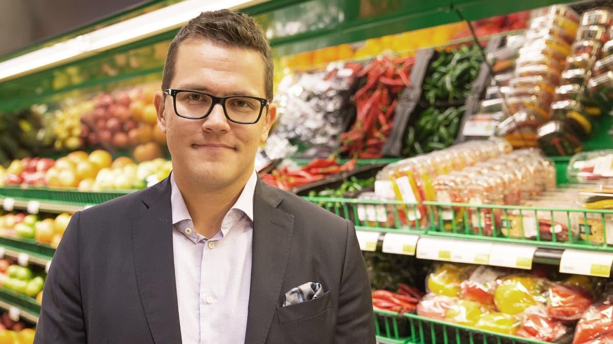 Antti Oksa.