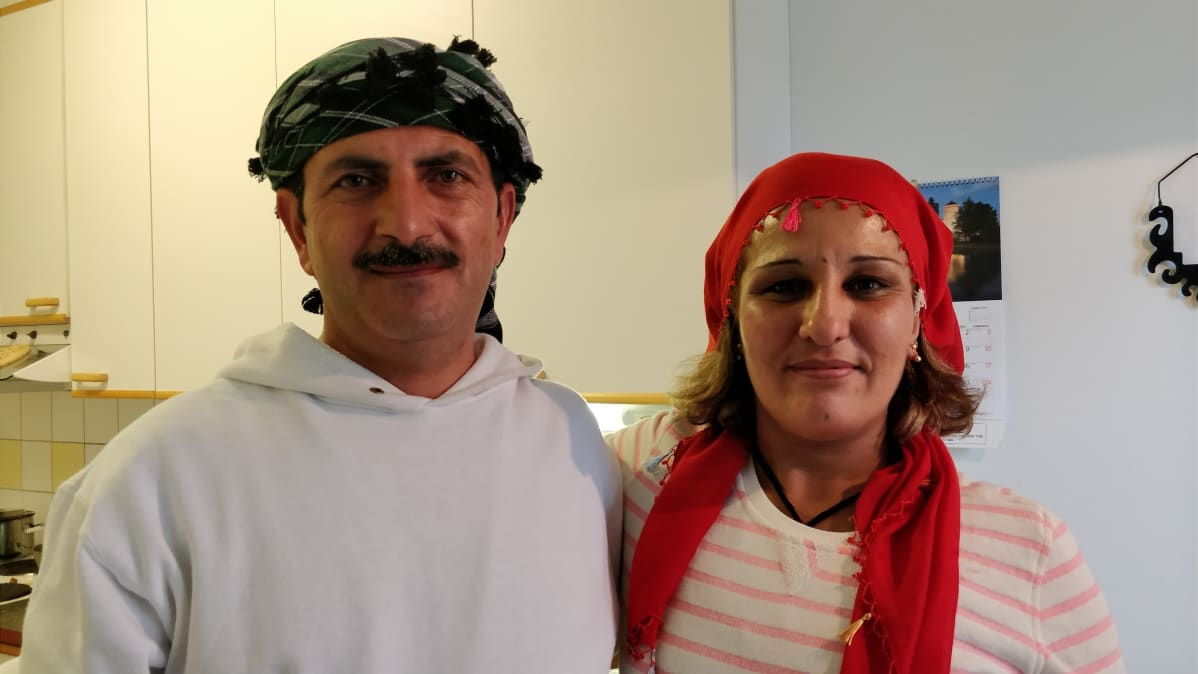 Mohammed Ibish ja Nisreen Hanan