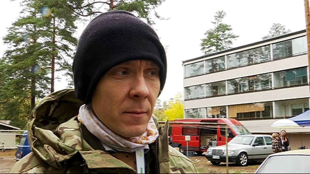 Ohjaaja Tuukka Temonen