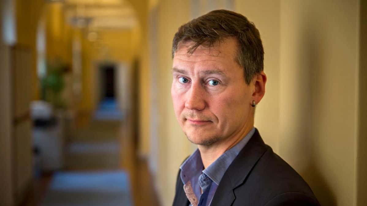 Veli-Pekka Tynkkynen.