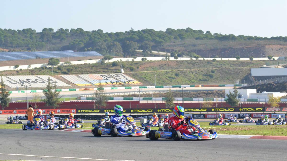 Karting-kilpailu Portugalissa