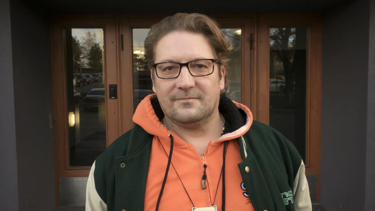 Petri Sorvali Pääluottamusmies, Nokian renkaat