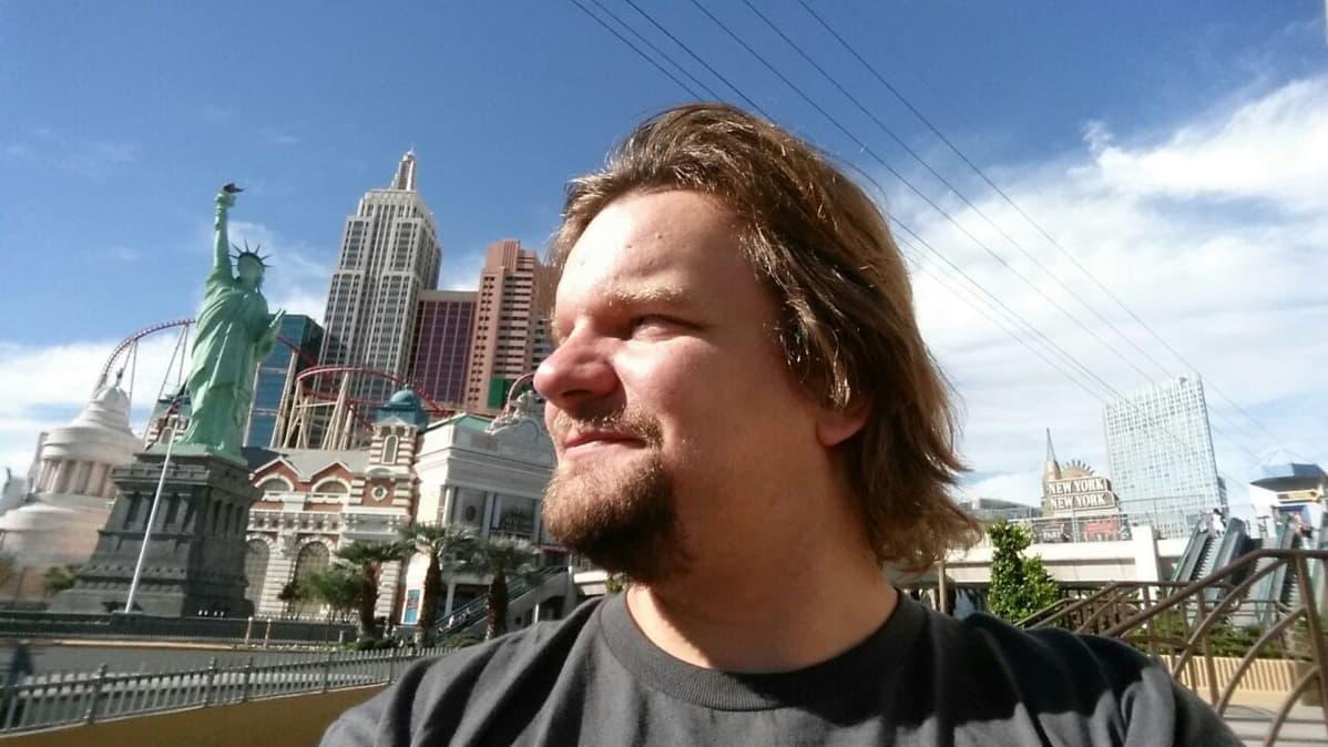 Ismo Leikola on asunut Los Angelesissa kohta kaksi vuotta.