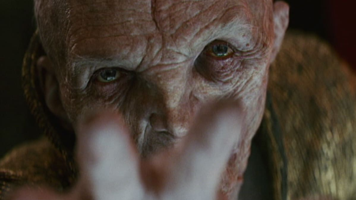 Snoke-hahmo.