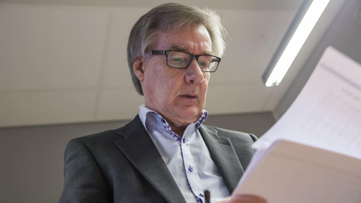 Etlan tutkimusjohtaja Markku Kotilainen