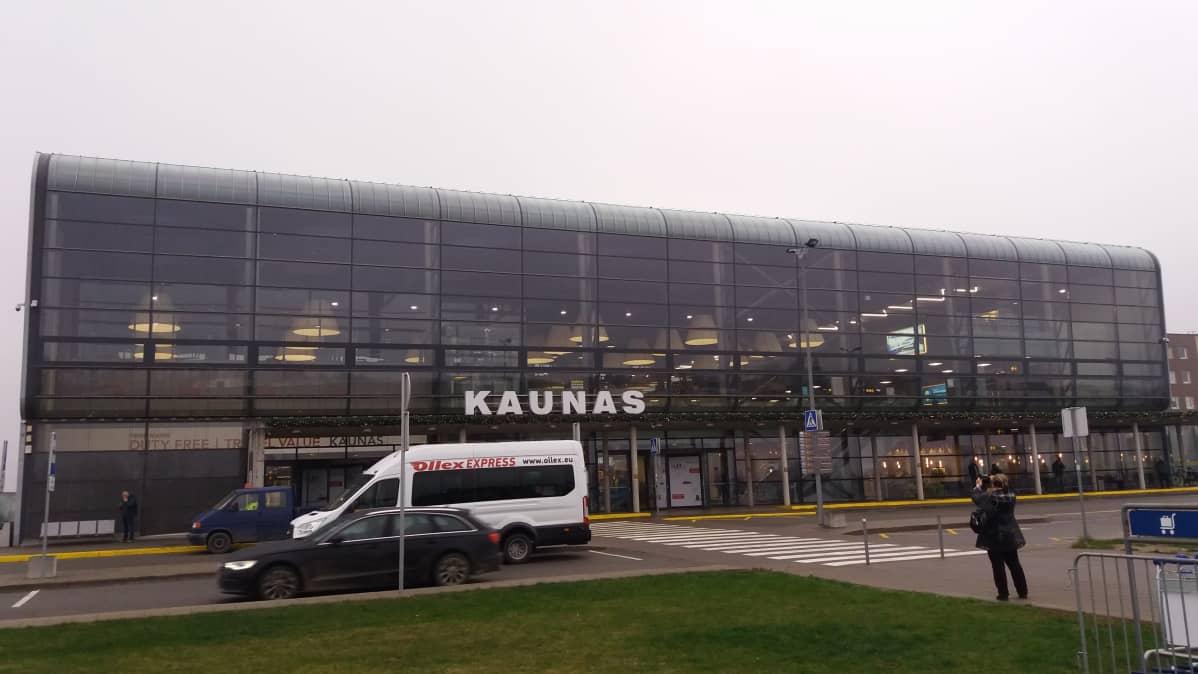 Liettuan lentoasema