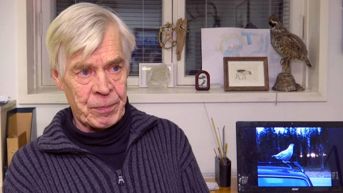 Ympäristöneuvos Timo Helle