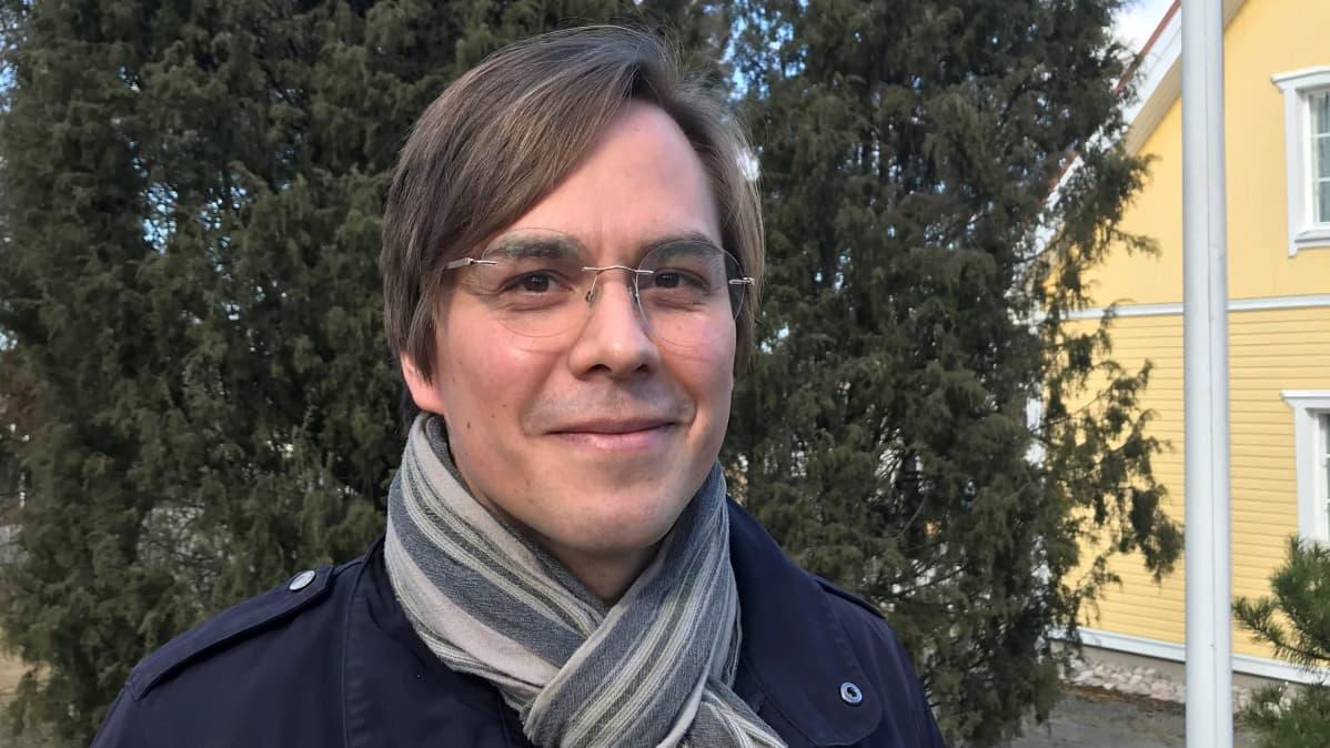 Tulevaisuustutkija Mikko Dufva