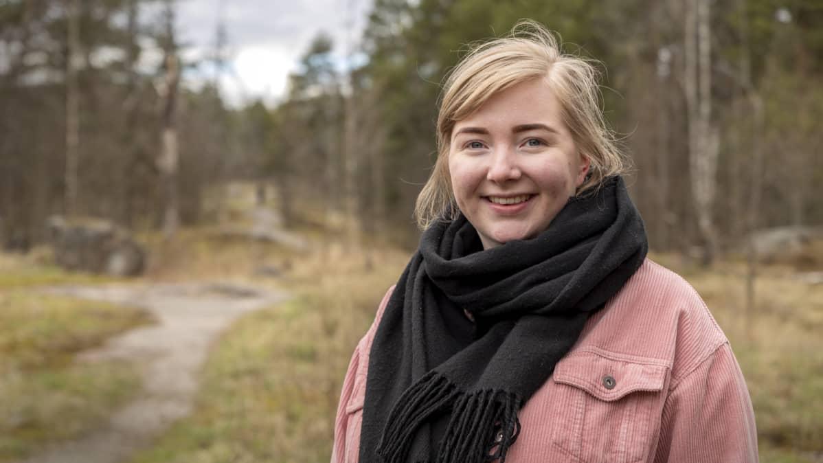 Petra Tiukkanen, opiskelijanäkymät