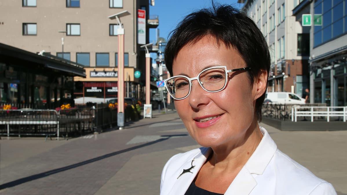 Toimitusjohtaja Sanna Kärkkäinen, Visit Rovaniemi