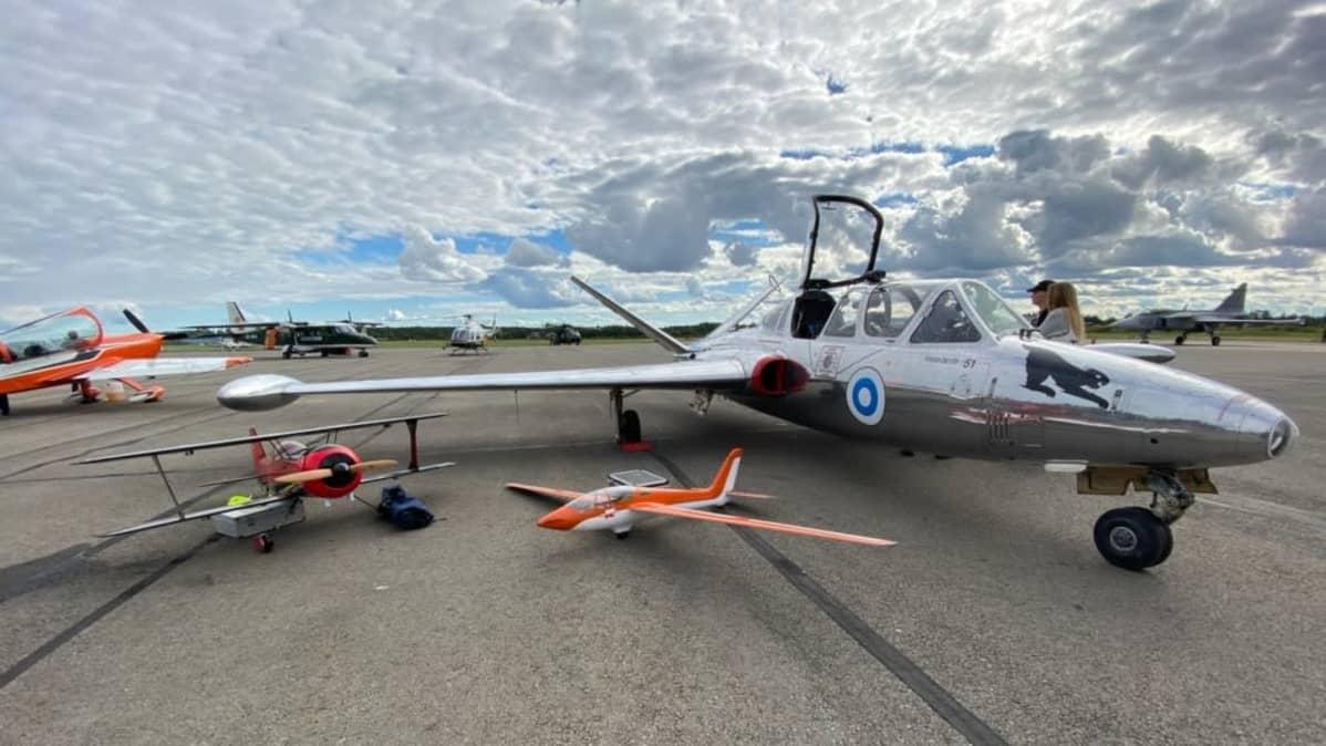 Kauhava Airshow on yksi harvoista vuonna 2020 järjestettävistä lentonäytöstapahtumista Euroopassa.