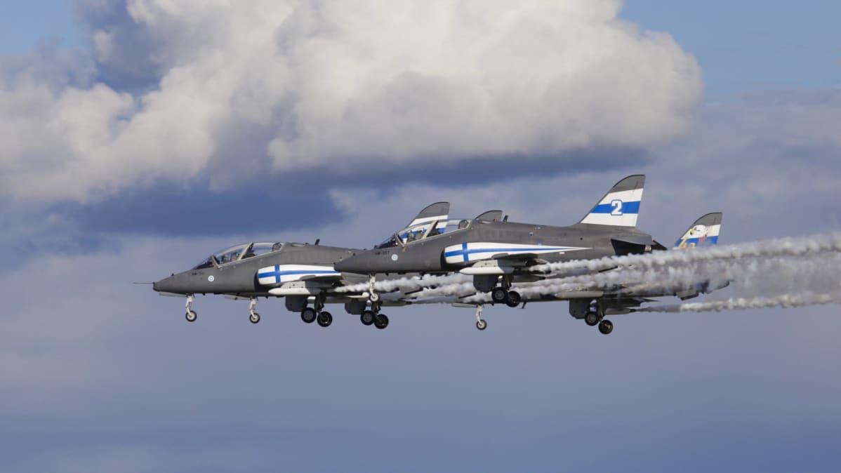 Midight Hawks Kauhava Airshow 29.8.2020
