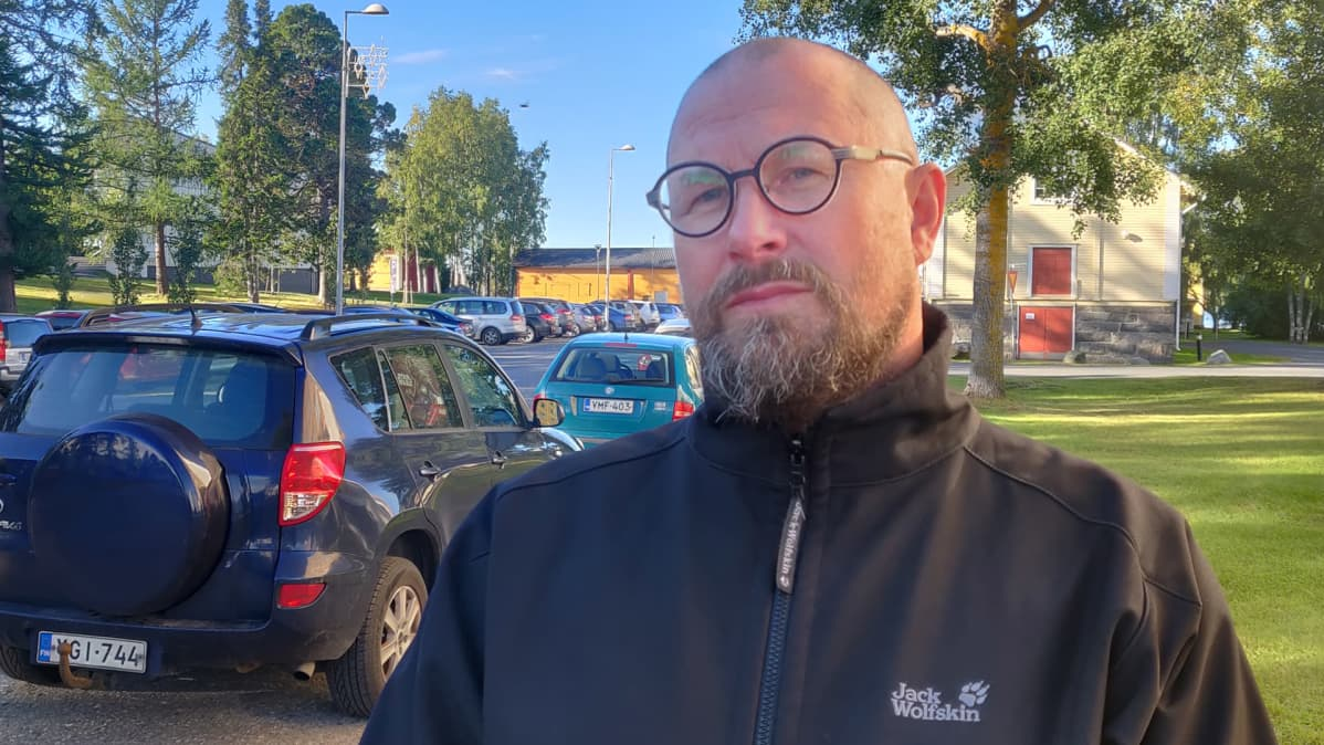 Johtajaylilääkäri Jyri J. Taskila