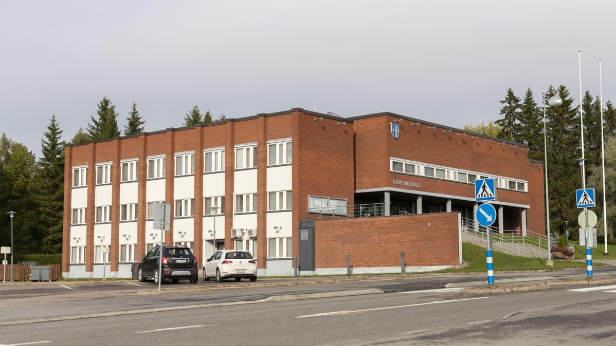 Pyhäjärven kaupungintalo