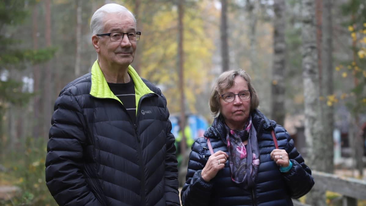 Esko- ja Marjatta Laaksonen