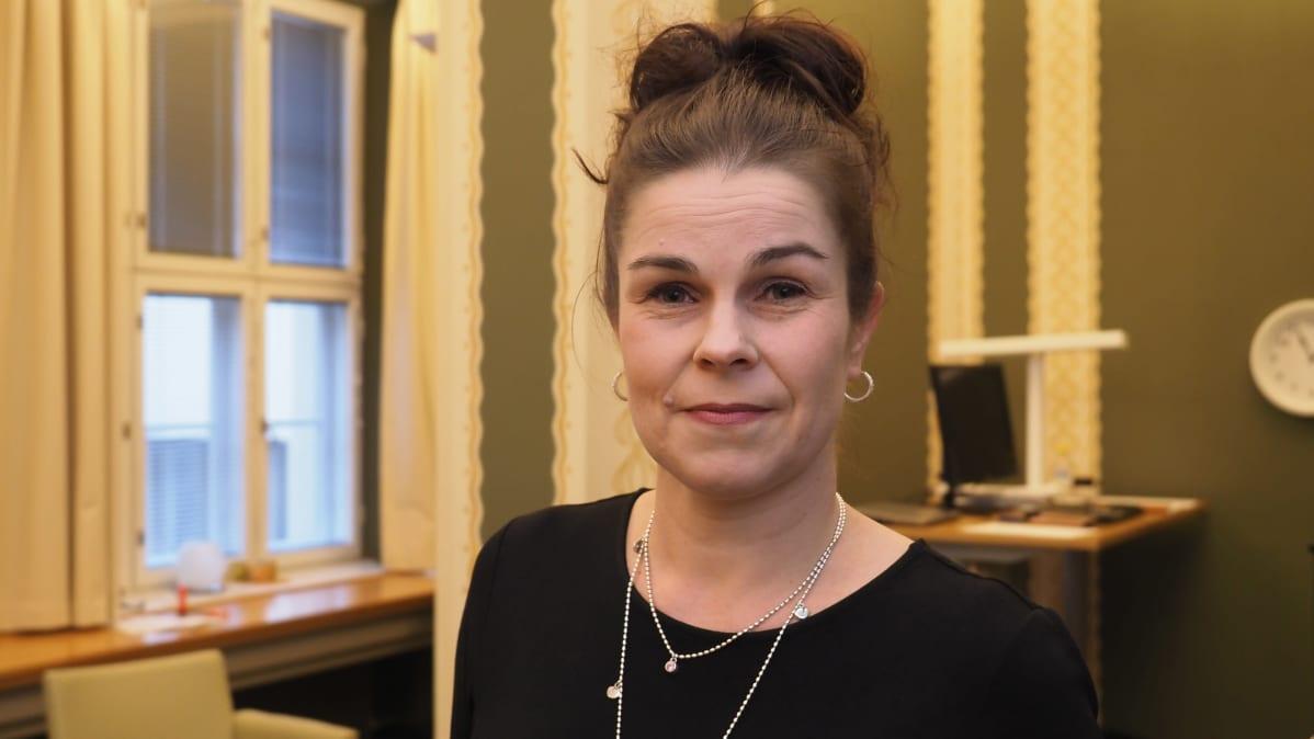 Sari Lempiäinen, henkilöstöjohtaja, Joensuun kaupunki