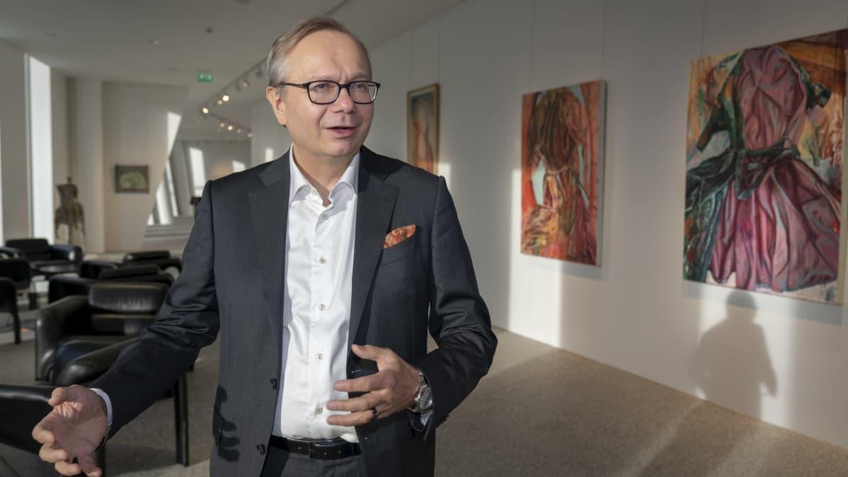 Reijo Heiskanen, pääekonomisti, OP-ryhmä