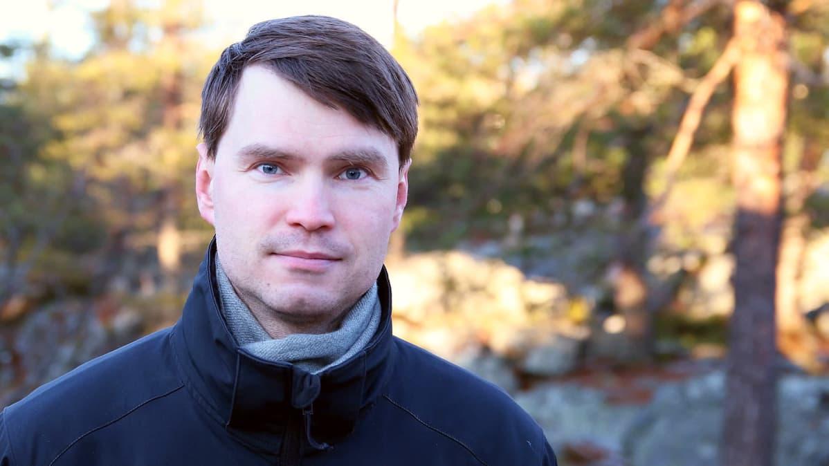 Kokoomuksen kansanedustaja Heikki Autto