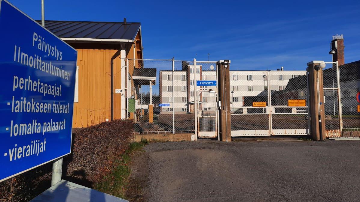Vankilan portti