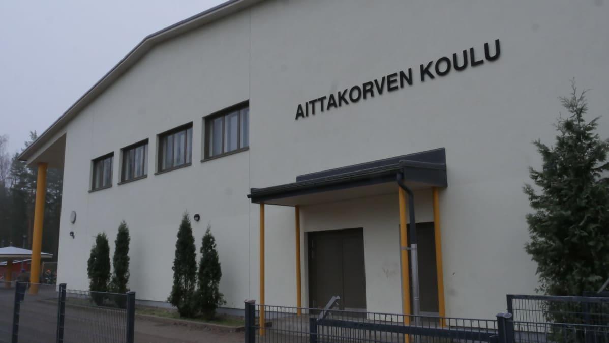 Aittakorven koulu
