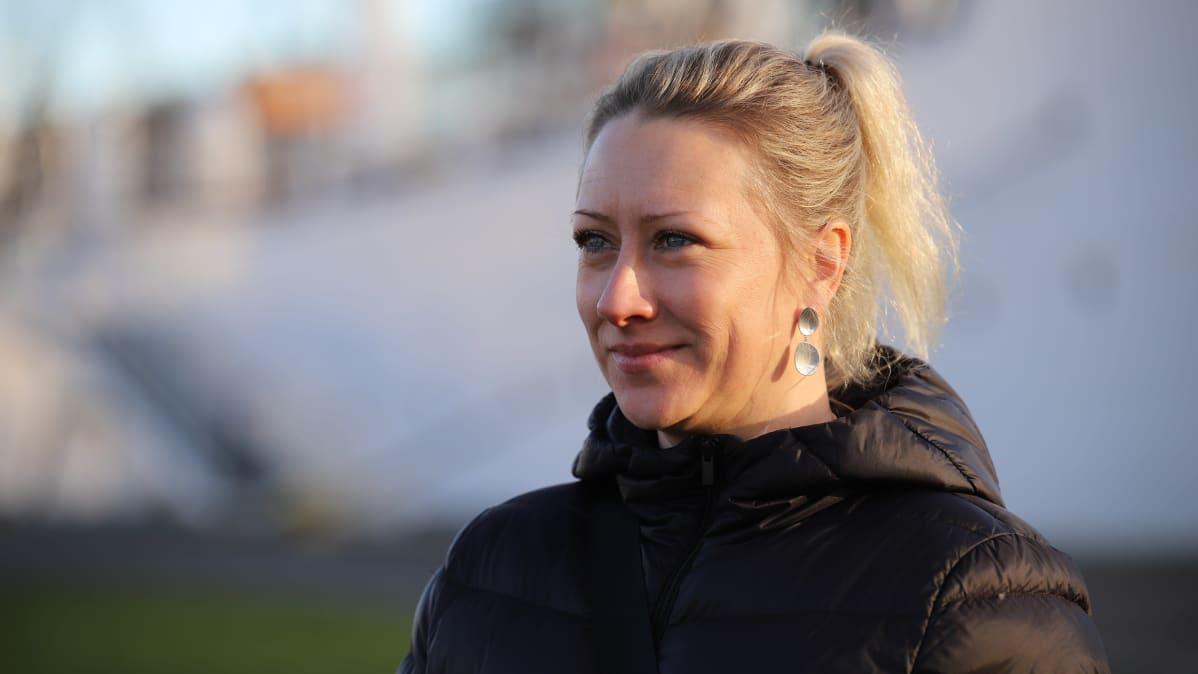 Tutkijatohtori Miia Grénman.