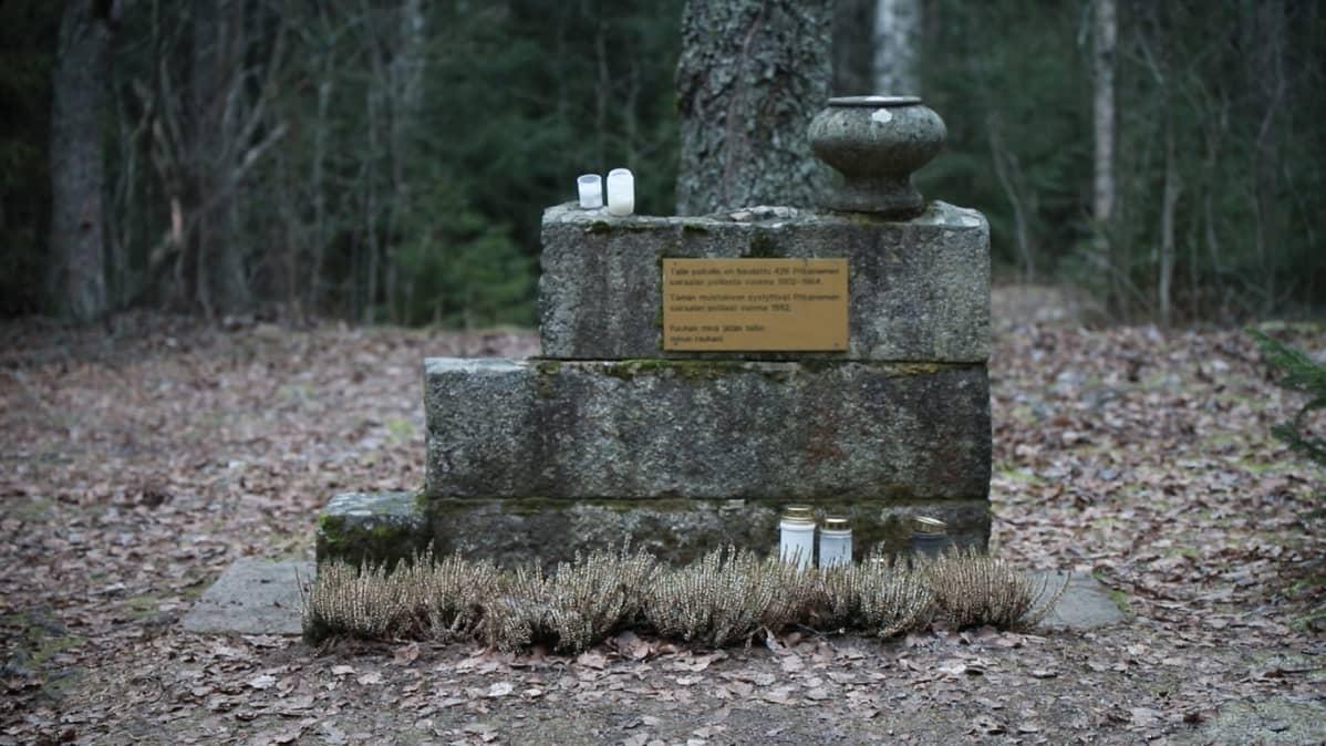 Pitkäniemen hautausmaa