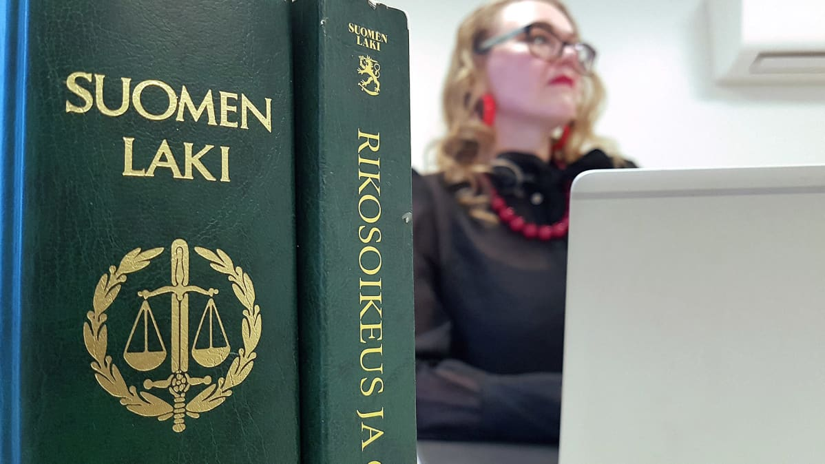 media-asianajaja Liisa Pellinen