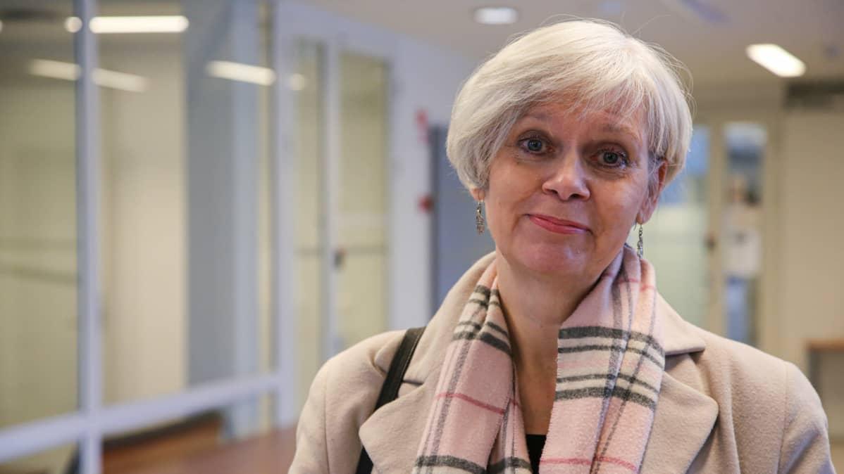 Turun yliopiston dosentti Päivi Pihlaja