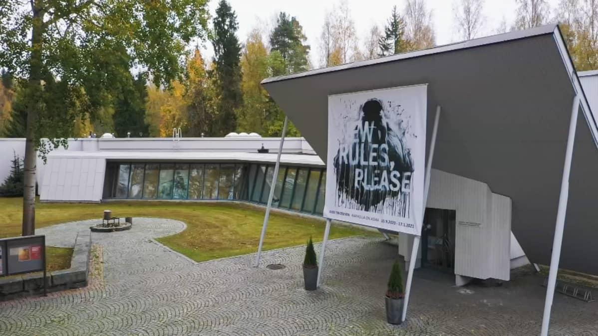Suomen metsästysmuseo Riihimäellä.