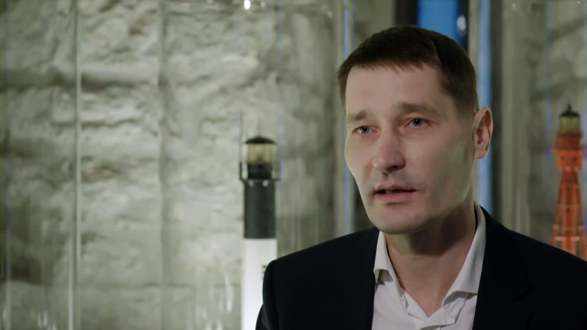 Viron entinen valtakunnansyyttäjä Margus Kurm