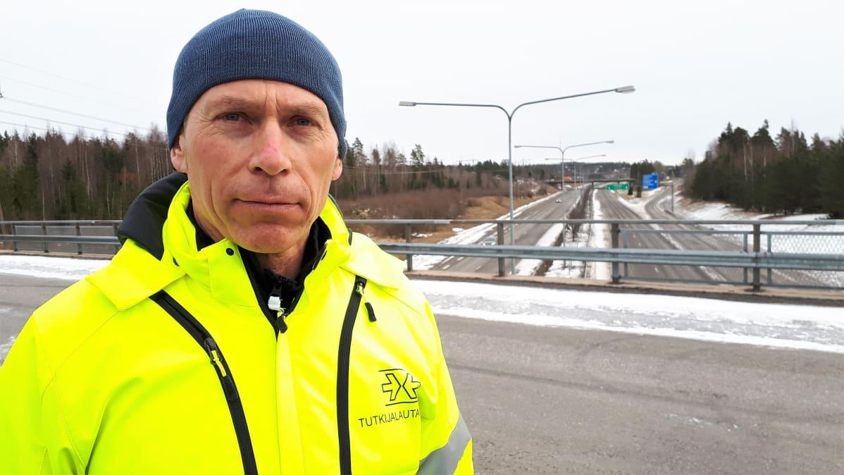 Liikenneturvallisuusinsinööri Jaakko Klang, Varsinais-Suomen ely-keskus