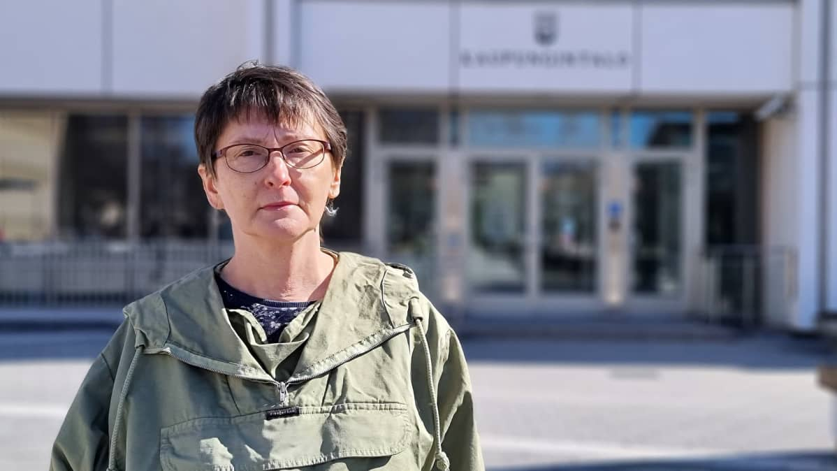 ympäristönsuojelupäällikkö Sara Piutunen
