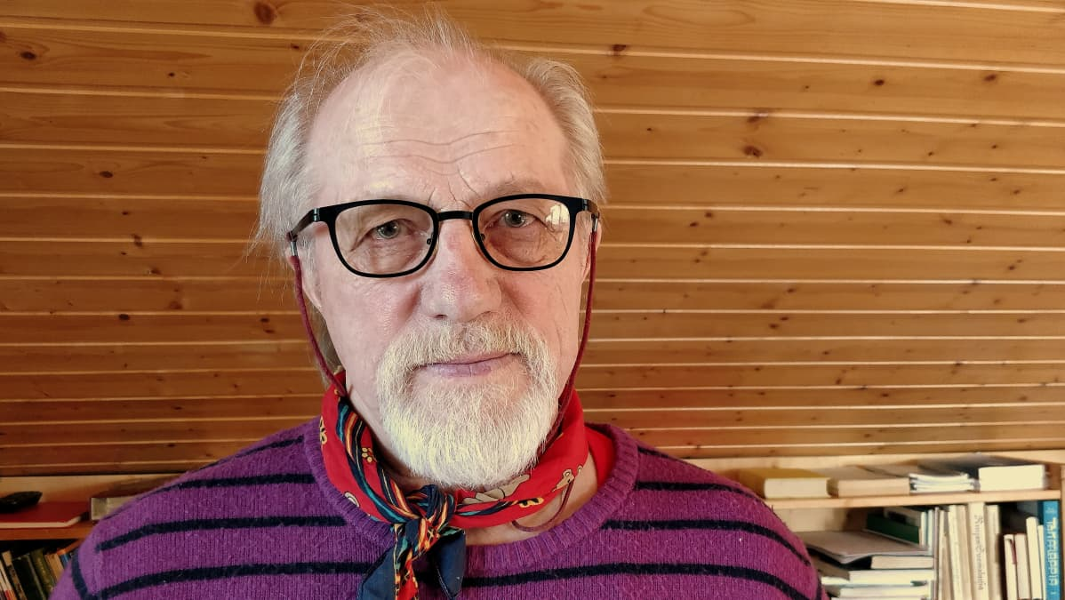 Nils-Henrik Valkeapää Eanodat heahttá  14.3.2018